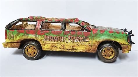 jurassic park car toy jurassic park maisto ford explorer tour car electric 04 wr