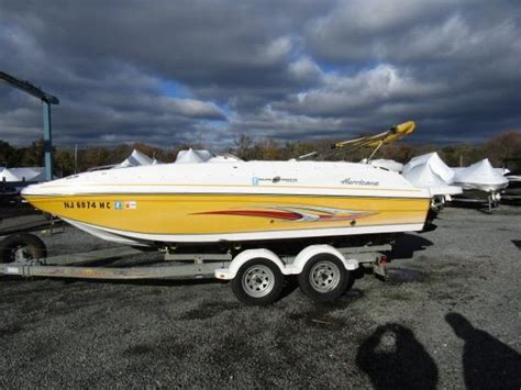 Boats For Sale Jefferson Nj by Hurricane Boats For Sale In Jefferson New Jersey