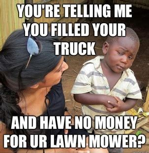 Third World Child Meme - black baby meme