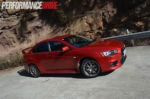 2014 Mitsubishi Lancer Evolution X MR Australia