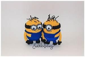 ü Ei Minions : crochet minions on the inside is a yellow plastic egg of kinder surprise ~ Frokenaadalensverden.com Haus und Dekorationen