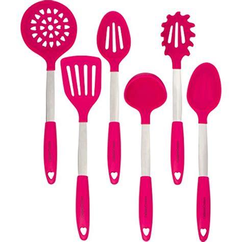 hot pink kitchen utensils webnuggetzcom