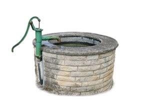 eisenfilter selber bauen einen gartenbrunnen selber bauen