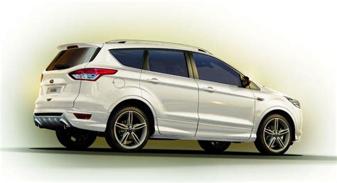 ford introduces kuga titanium  sport testdriven
