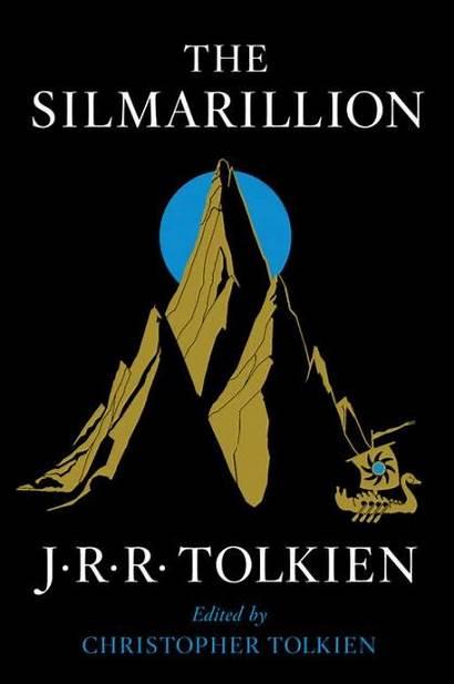 Silmarillion Tolkien Paperback