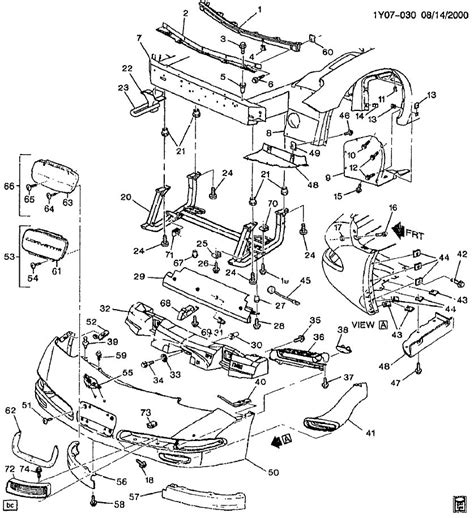 Corvette Parts Diagram Free Wiring For You