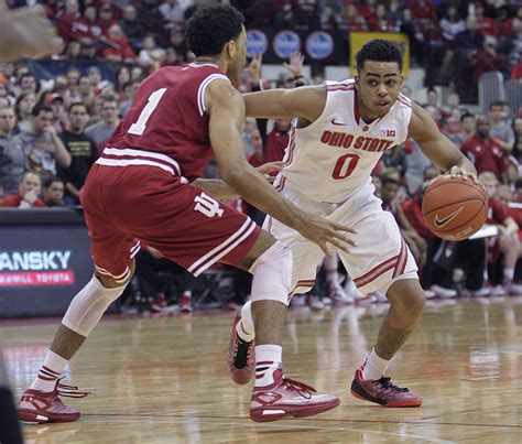 dangelo russell leave kentucky  ohio state