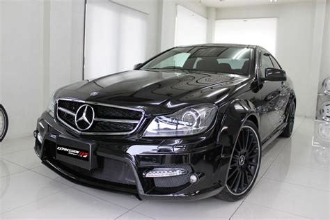 mercedes tuning expression motorsport mercedes c class coupe car tuning