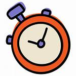 Icon Stopwatch Jam Event Waktu Planner Tangan