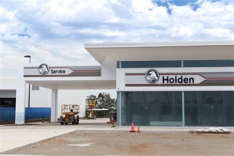 Exclusive Holden's New Look