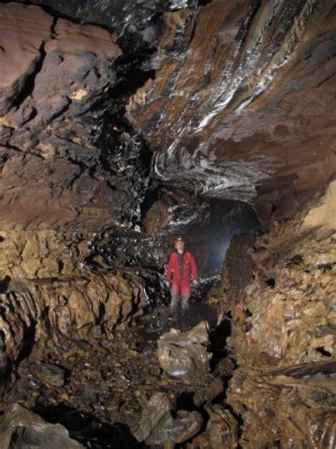 como disperso nella grotta lunga  chilometri