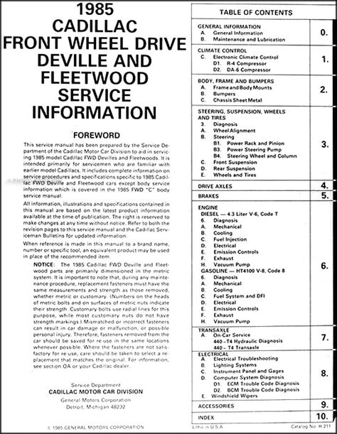 free car repair manuals 1992 cadillac seville instrument cluster service manual 1992 cadillac fleetwood repair manual for a free 1986 1993 gm cadillac