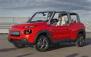 Citroën Mehari : citroen e mehari 2016 wallpapers hd high resolution ~ Gottalentnigeria.com Avis de Voitures