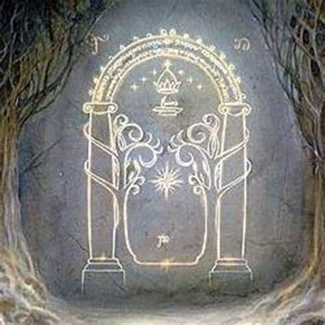 les portes de durin seigneur de la moria mon