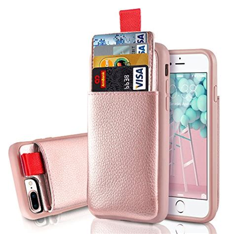That's where this guide comes in it also has room for a credit card, so you can store one in your case if you don't like bringing your wallet everywhere. LAMEEKU iPhone 8 Plus Wallet Case, Shockproof Apple 7 Plus ...