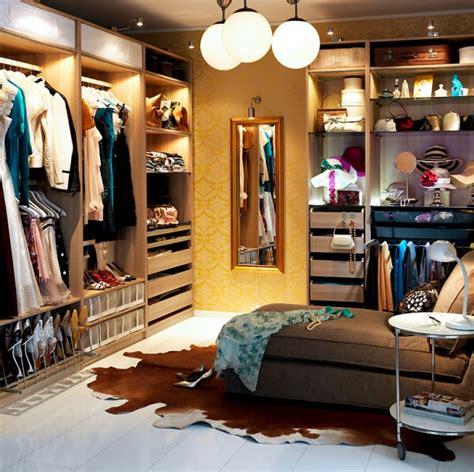 installer un dressing dans une chambre 24 idées de dressing pour votre loft