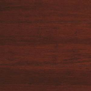Home Decorators Collection Strand Woven Mahogany 1/2 in T