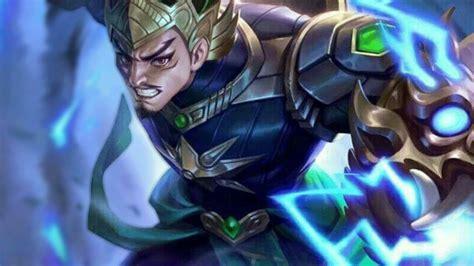 Gatot Kaca Hero Baru Mobile Legends