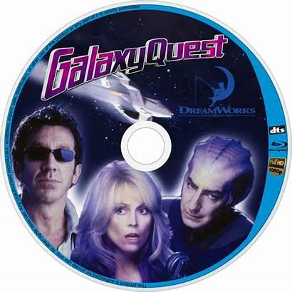 Quest Galaxy Fanart Tv Disc Movies