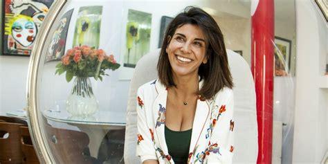vetement de cuisine femme reem kherici beauté de la réalisatrice reem kherici