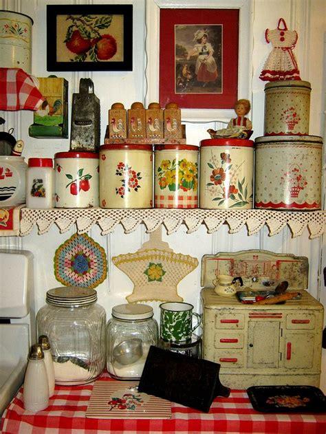 vintage kitchen collectibles vintage kitchen country kitchen decor vintage