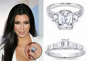 KIM KARDASHIAN REFUSES TO GIVE HER BACK HER ENGAGEMENT ...