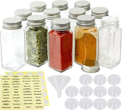 amazoncom spice jars seasoning spice tools kitchen