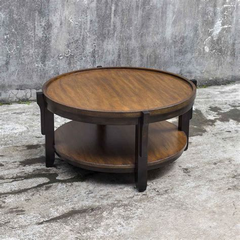 uttermost coffee tables uttermost sigmon wooden coffee table uttermost 25819