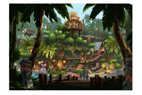 super nintendo world universal studios japan releases concept art