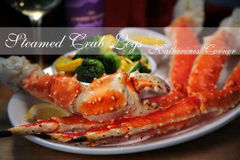 best way to make crab legs steamed alaskan king crab katherines corner