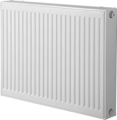 radiateur acier chauffage central radiateur acier 6 connexions l 80 cm h 60 cm 1360w bricoman