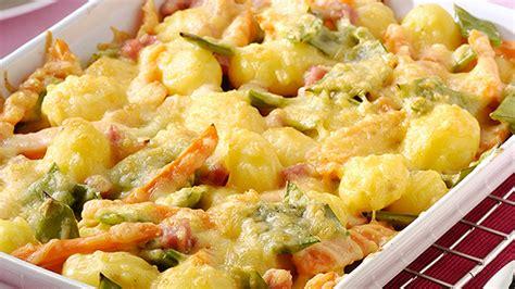 recette legumes gratin de l 233 gumes m 233 lang 233 s carottes