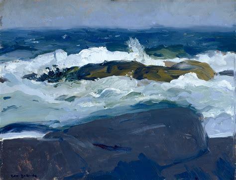 filegeorge bellows rock reef maine google art projectjpg
