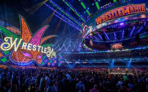 wwe rumor mill wrestlemania emanate usa
