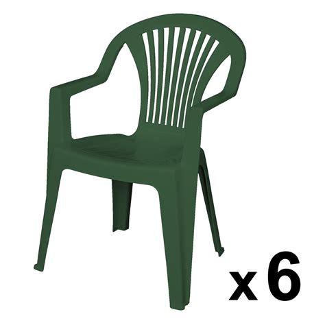 chaise de jardin grosfillex stunning table et chaises de jardin plastique vert images