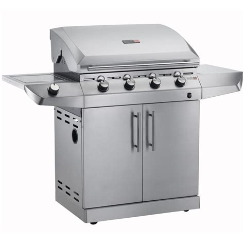Char Broil Char Broil Tru by Char Broil Tru Infrared Performance T 47g 4 Burner Gas Bbq