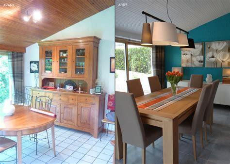 cuisine bleu canard cuisine bleu canard une cuisine et mur turquoise