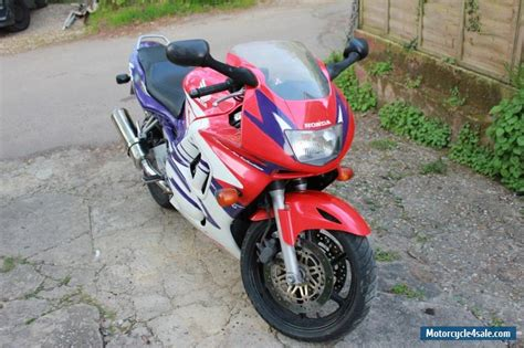 honda cbr 600 f3 1998 honda cbr 600 f3 for sale in united kingdom