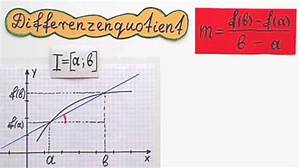 Differenzenquotienten Berechnen : video nderungsrate in mathe berechnen so klappt 39 s f r ~ Themetempest.com Abrechnung