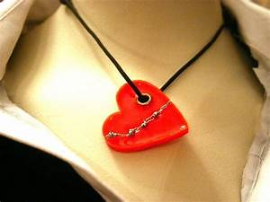 Barb Wire Wrapped Heart Necklace