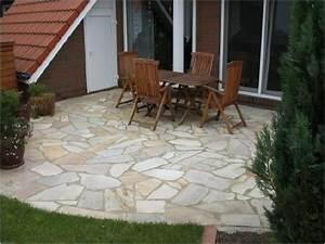 78 best idee su naturstein terrasse su pinterest With französischer balkon mit garten natursteine