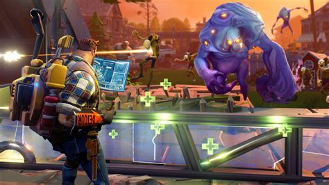 fortnite epic games annuncia   fps su console