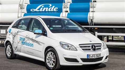 Mercedes Brennstoffzellen Antrieb by Allianz Konzerne Wollen Wasserstoffantrieb Voranbringen