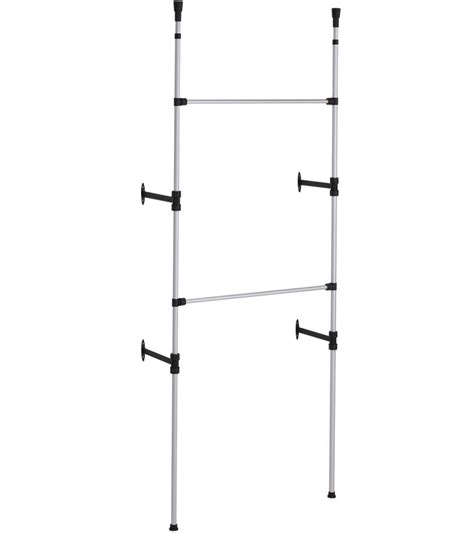 clothes rack wall mount wall mounted clothes rack in clothing racks and wardrobes