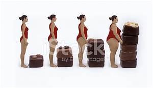 Bonbon Weight Gain Chart Stock Photos