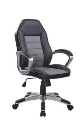 punching de bureau couleur noir couleur chaise et fauteuil de