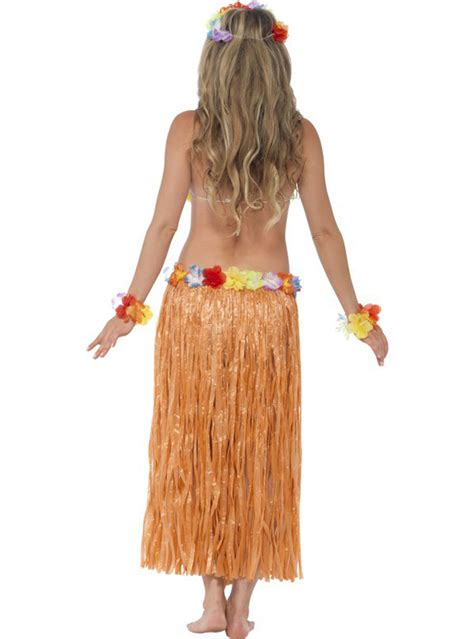 hawaiian hula costume   woman fast delivery funidelia