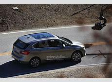 Spyshots BMW 2 Series GT Is the Active Tourer Production