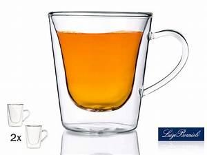 Tee Im Glas : luigi bormioli tee kaffee glas set 295ml online kaufen bei ~ Markanthonyermac.com Haus und Dekorationen