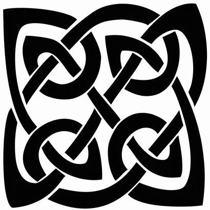 Celtic Knot Silhouette Shape Pattern Tattoo Transparent